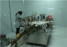 PWF型喷雾剂灌封生产线