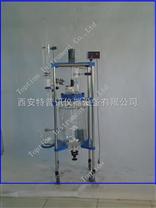 小容量双层玻璃反应釜3L