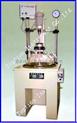 单层玻璃反应釜-2L