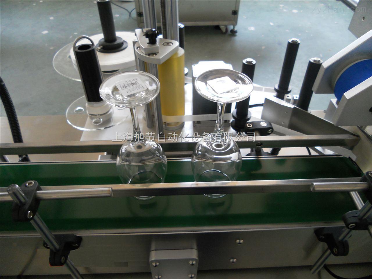 玻璃杯/罐子底部贴标机 侧面贴标机
