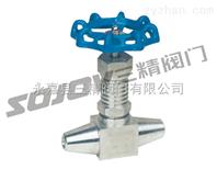 針型閥圖片,儀表閥門圖片系列:J63Y高溫高壓針型閥 三精閥門