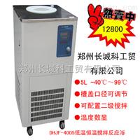 DHJF-4005郑州长城年底特价优惠低温恒温反应槽DHJF-4005