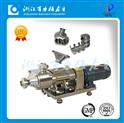 卫生级 专业输送高浓度油脂物料输送泵 双螺旋输送机 耐高温