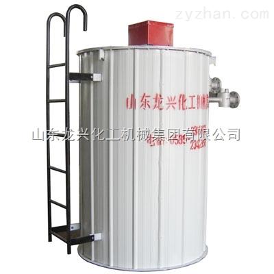 山东龙兴燃油立筒导热油炉