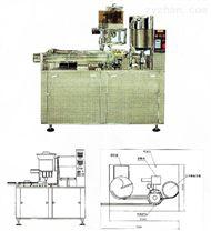 FGX型粉劑灌裝旋蓋機