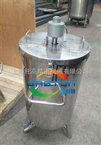 不銹鋼桶防爆氣動攪拌機
