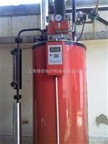 200kg立式燃气蒸汽锅炉