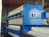 龙井板框压滤机的性能及设计参数