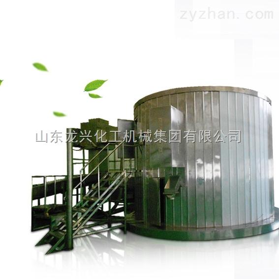 山东龙兴 圆盘制曲机 固态发酵器
