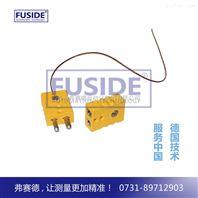 铠装易弯曲易折线型热电偶温度传感器PL7221