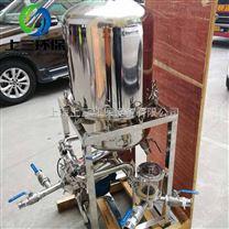 不锈钢硅藻土过滤机 40层大流量 黄酒 白酒过滤器