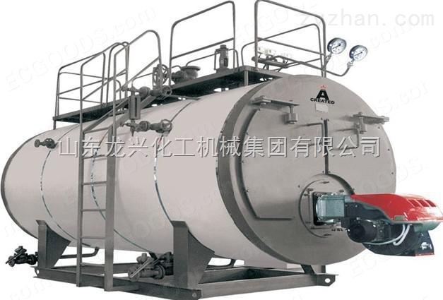 龙兴集团燃气蒸汽锅炉