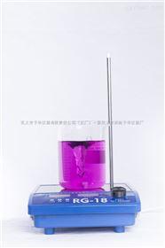 巩义予华G-18/RG-18恒温磁力搅拌器(转速温度均可设定,数字显示,转速0-2500)