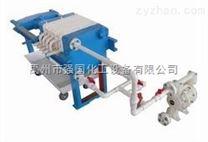 实验室用小型压滤机,框式压滤机
