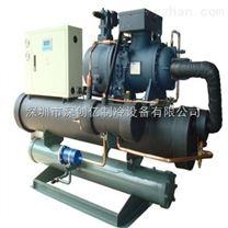 熱銷特殊行業專用低溫螺桿式冷凍機組 -5度 SCY-50WL