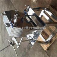 YA-BK不锈钢板框过滤器升级版