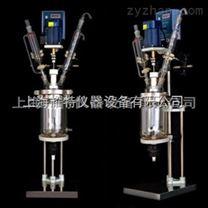 上海3L双层玻璃反应釜厂家直销