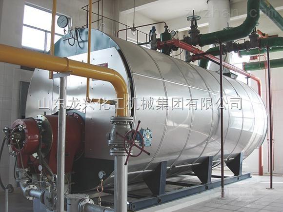 山东龙兴WNS系列燃气蒸汽锅炉