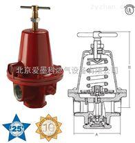 美国RegO力高LV4403C4燃气调压器/LV5503C4煤气减压阀