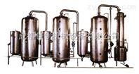 成都WZ-III三效蒸发器  四川成都三WZ-III效蒸发器厂家