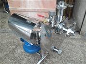 JZB衛生級自吸泵應用