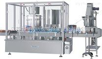 全自動直線式液體灌裝機