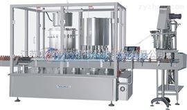 YGS/24型全自动直线式液体灌装机