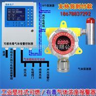 防爆型二甲胺气体报警器,燃气浓度报警器的安装位置与气体的分子量有关