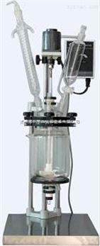 1升双层玻璃反应釜