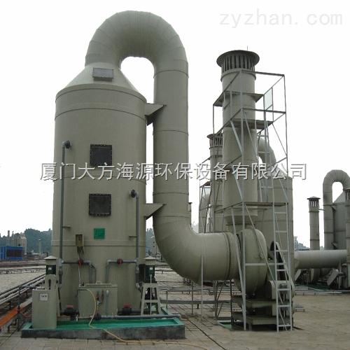 DFHY-西安长春珠海郑州海口厦门供应塑料喷淋塔