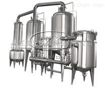 热泵外加热式双效浓缩器