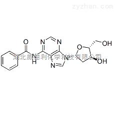N-苯甲酰基-2'-脱氧腺苷原料中间体4546-72-9