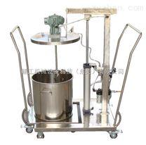 自动升降实验室气动搅拌机 医药气动搅拌机