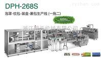 DPH-268S泡罩-枕包-裝盒-裹包生產線