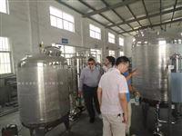 4T/H 纯化水设备