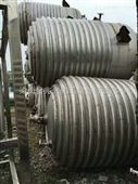 二手12立方外加热盘管不锈钢反应釜一手货源