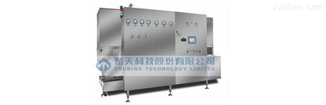 KSGF系列卡式瓶洗烘灌封联动生产线