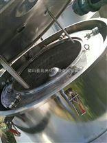 购销二手PD1250型平板吊袋离心机
