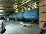 有售二手1.8米直径长16米滚筒烘干机干燥设备