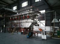 草甘膦颗粒专用振动流化床干燥机