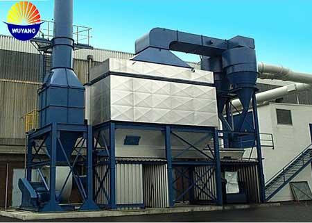 ⑵提供plc控制柜使用说明书,电气原理图及接线图  ⑶提供除尘器易损