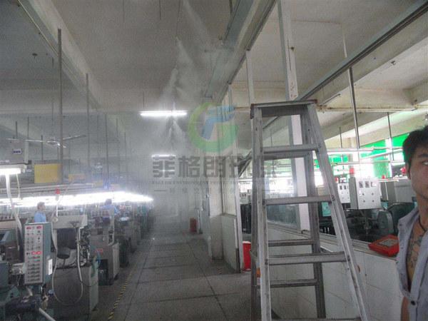 襄阳喷涂车间喷雾加湿厂家直销\/电子厂喷雾加