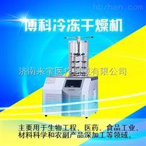 实验室真空冷冻干燥机(进口压缩机)